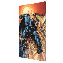 The New 52 - Batman: The Dark Knight #1 Canvas Print