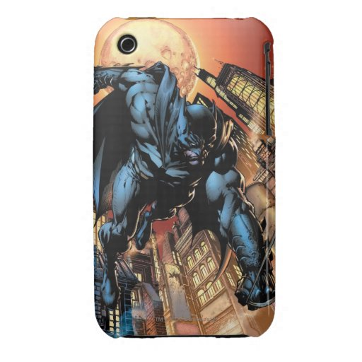 The New 52 - Batman: The Dark Knight #1 iPhone 3 Case