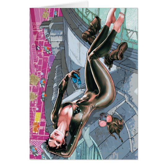 The New 52 - Catwoman #1 Card