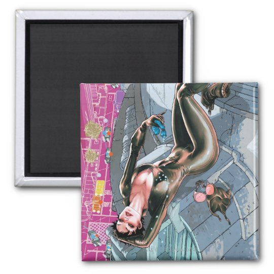 The New 52 - Catwoman #1 Magnet