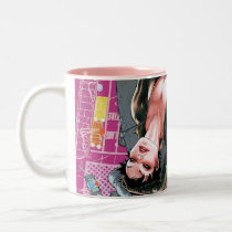 the new 52, new 52, dc comics, comics, catwoman, cat woman, catwoman number 1, catwoman no. 1, Mug with custom graphic design