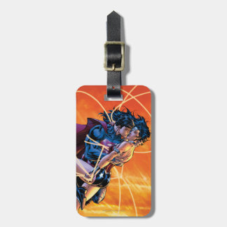 The New 52 Cover #12 Bag Tag