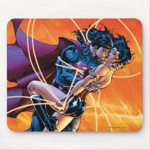The New 52 Cover #12 Mousepads
