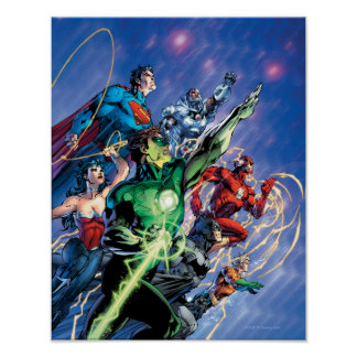 The New 52 Cover #1 3rd Print
