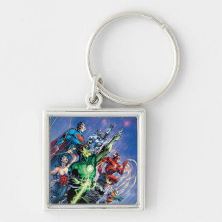 The New 52 Cover #1 3rd Print Keychain