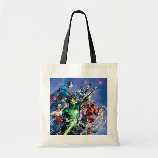 The New 52 Cover #1 3rd Print Tote Bag
