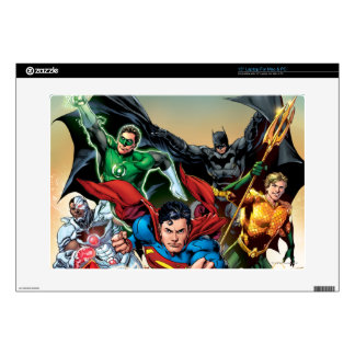 The New 52 Cover #1 4th Print Laptop Skins
