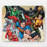 The New 52 Cover #1 4th Print Mousepads