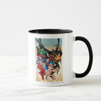 The New 52 Cover #1 4th Print Mug
