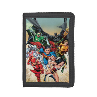 The New 52 Cover #1 4th Print Wallets
