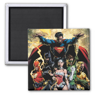 The New 52 Cover #1 Finch Variant Refrigerator Magnets