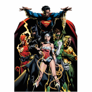 The New 52 Cover #1 Finch Variant Statuette