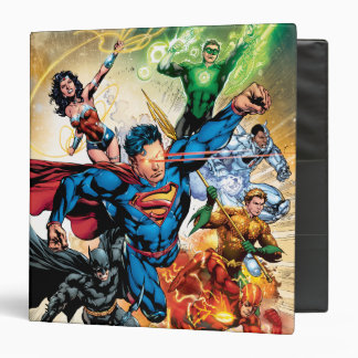 The New 52 Cover #2 Binder