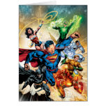 The New 52 Cover #2 Cards