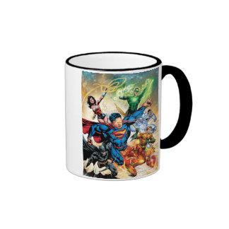 The New 52 Cover #2 Ringer Coffee Mug