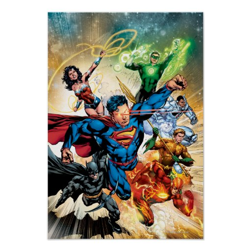 The New 52 Cover #2 Poster