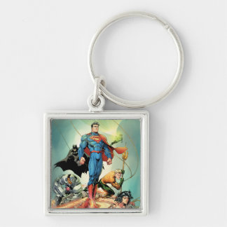 The New 52 Cover #3 Capullo Variant Keychain