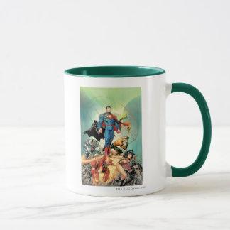 The New 52 Cover #3 Capullo Variant Mug