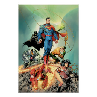 The New 52 Cover #3 Capullo Variant Posters