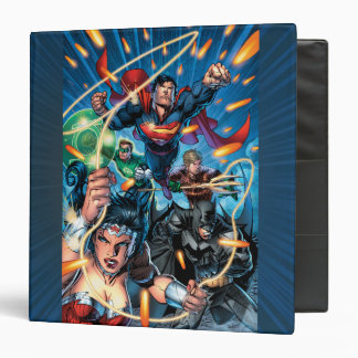 The New 52 Cover #4 Binder