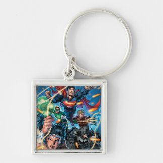 The New 52 Cover #4 Keychain