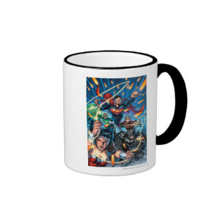 The New 52 Cover #4 Ringer Coffee Mug