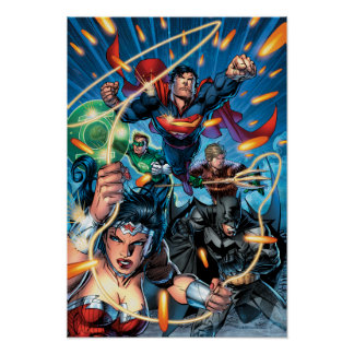 The New 52 Cover #4 Print