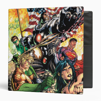 The New 52 Cover #5 Binder