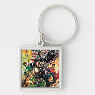 The New 52 Cover #5 Keychain