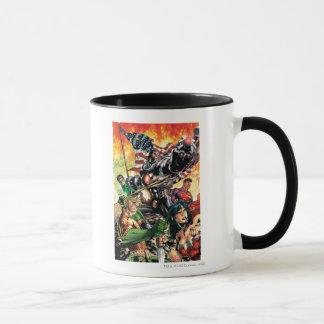 The New 52 Cover #5 Mug