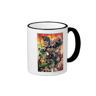 The New 52 Cover #5 Ringer Coffee Mug
