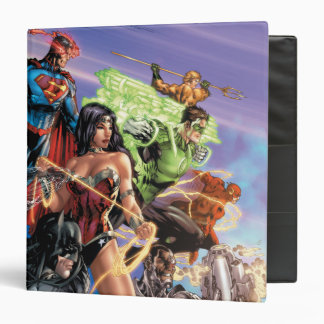The New 52 Cover #5 Variant 3 Ring Binder