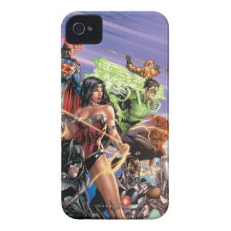 The New 52 Cover #5 Variant iPhone 4 Case-Mate Cases