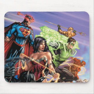 The New 52 Cover #5 Variant Mouse Pad