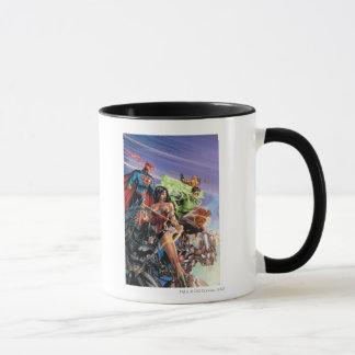 The New 52 Cover #5 Variant Mug