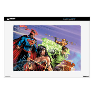 The New 52 Cover #5 Variant Skins For Laptops