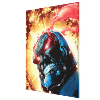 The New 52 Cover 6 Variant Canvas Print