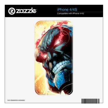 The New 52 Cover #6 Variant iPhone 4 Decal