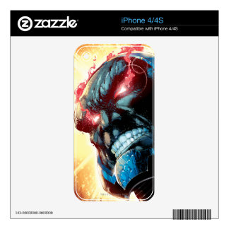 The New 52 Cover #6 Variant Skin For iPhone 4S