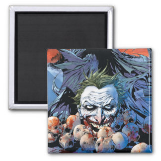 The New 52 - Detective Comics #1 2 Inch Square Magnet