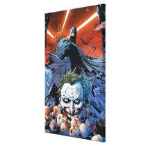 The New 52 - Detective Comics #1 Canvas Print