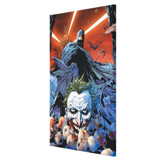 The New 52 - Detective Comics #1 Canvas Print