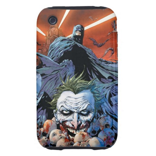 The New 52 - Detective Comics #1 Tough iPhone 3 Cover