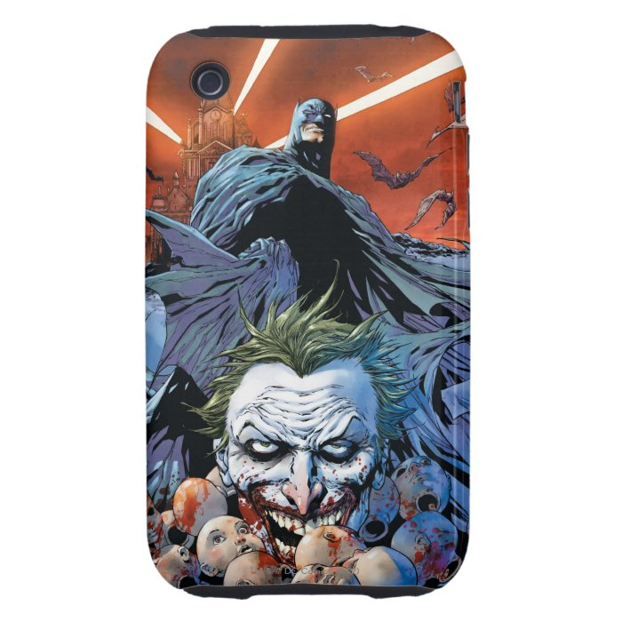 The New 52 - Detective Comics #1 iPhone 3 Tough Cover