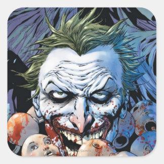 The New 52 - Detective Comics #1 Square Sticker