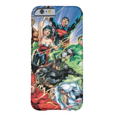 The New 52 - Justice League #1 Barely There iPhone 6 Case