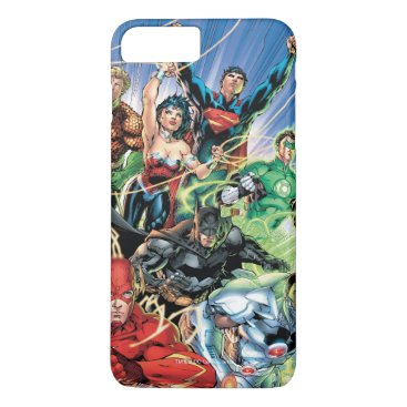The New 52 - Justice League #1 iPhone 8 Plus/7 Plus Case