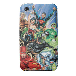 The New 52 - Justice League #1 iPhone 3 Cases