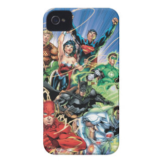 The New 52 - Justice League #1 iPhone 4 Cover