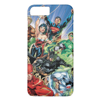 The New 52 - Justice League #1 iPhone 7 Plus Case